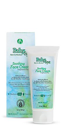 BabySpa - Soothing Face Cream