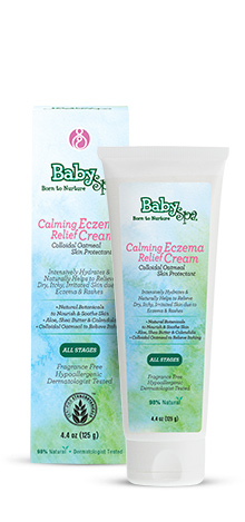 BabySpa - Calming Eczema Relief Cream