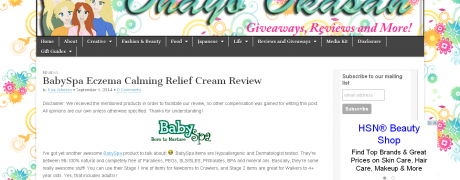 Baby Spa Reviews & Press Releases - Baby Spa